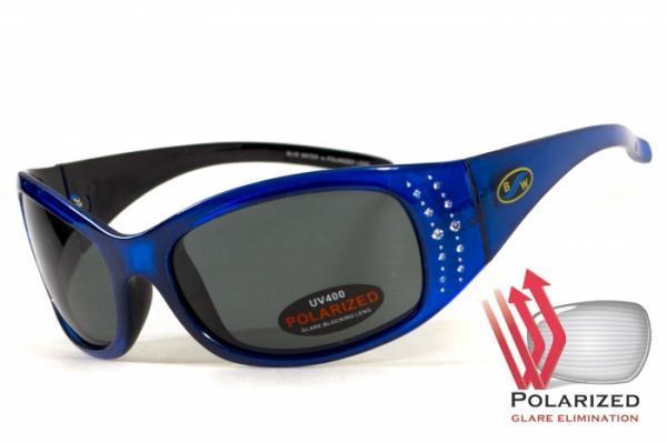 Женские солнцезащитные очки BluWater BISCAYENE Blue