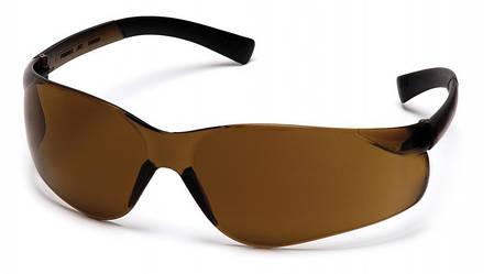 Спортивные очки Pyramex ZTEK Coffee, фото 2