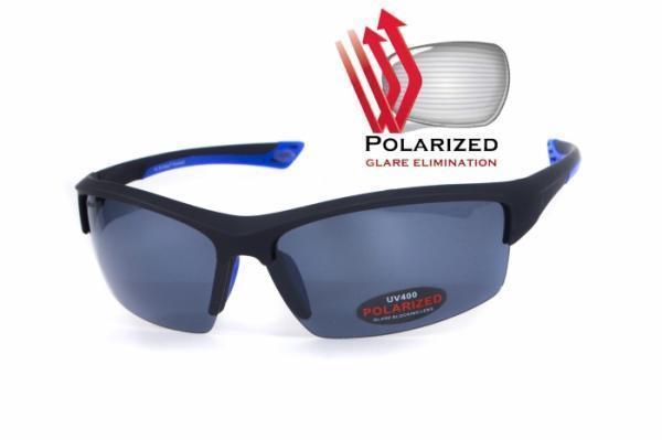 Поляризаційні окуляри BluWater DAYTONA 1 Blue Gray