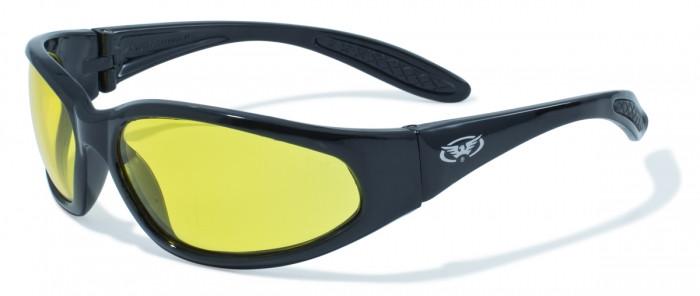 Спортивні окуляри Global Vision Eyewear HERCULES 1 Yellow