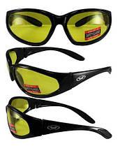 Спортивні окуляри Global Vision Eyewear HERCULES 1 Yellow, фото 3