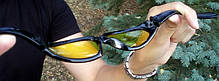 Спортивные очки Global Vision Eyewear HERCULES 1 Yellow, фото 3