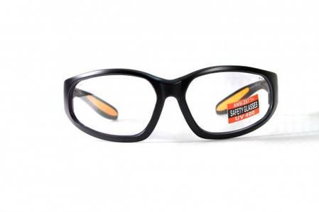 Детские спортивные очки Global Vision Eyewear HERCULES MINI Clear, фото 2