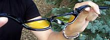 Детские спортивные очки Global Vision Eyewear HERCULES MINI Clear, фото 3