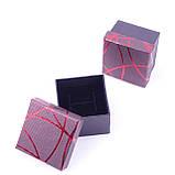 Коробочки для колец Бордовый, фото 2