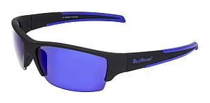 Поляризаційні окуляри BluWater DAYTONA 2 G-Tech Blue, фото 2