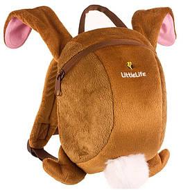 Рюкзак дитячий Little Life Animal Toddler 2L bunny