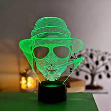 """3D нічник """"Джонні"""" 3DTOYSLAMP"""