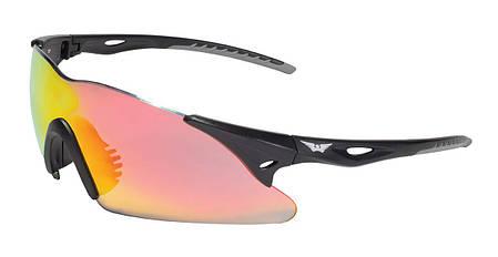 Спортивные очки Global Vision Eyewear TRANSIT G-Tech Red, фото 2