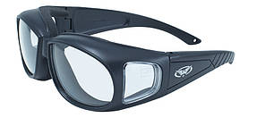 Накладные очки Global Vision Eyewear OUTFITTER Clear, фото 2