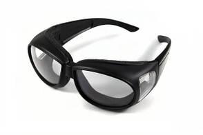 Накладные очки Global Vision Eyewear OUTFITTER Clear, фото 3