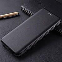 Чехол Fiji G.C. для Samsung Galaxy S21 (G991) книжка магнитная Black