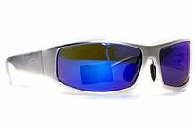 Спортивные очки Global Vision Eyewear BAD-ASS 1 G-Tech Blue, фото 2