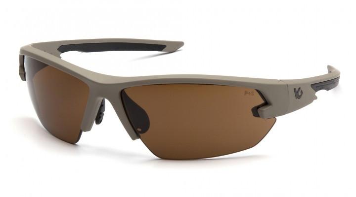 Спортивные очки Venture Gear Tactical SEMTEX 2.0 Bronze