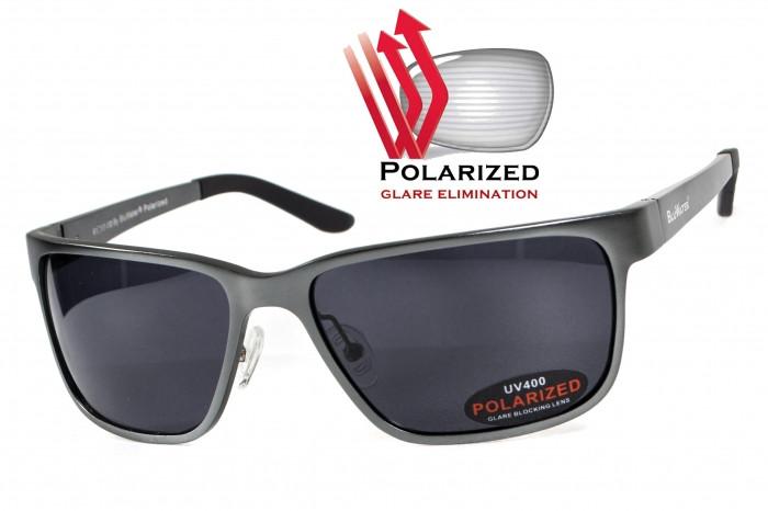 Поляризационные очки BluWater ALUMINATION 2 Gunmetal Gray