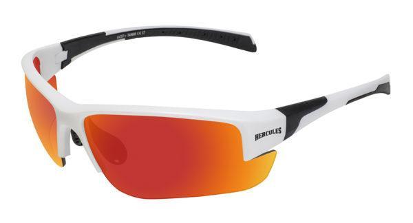 Спортивные очки Global Vision Eyewear HERCULES 7 WHITE G-Tech Red