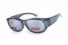 Накладні окуляри Swag ATTACK Crystal Gray, фото 3