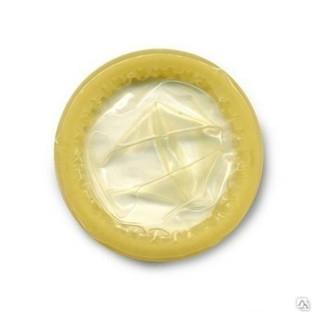 Презервативы латексные со смазкой № 3