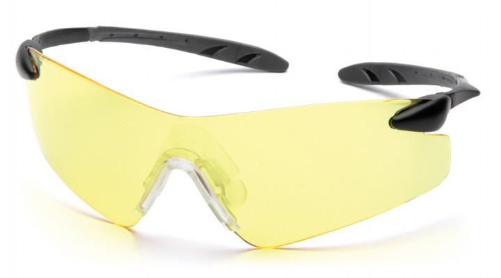 Спортивні окуляри Pyramex ROTATOR Amber