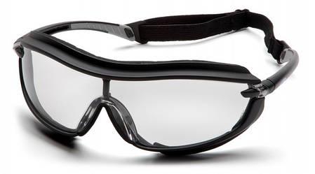 Балістичні окуляри Pyramex XS3 PLUS Clear, фото 2