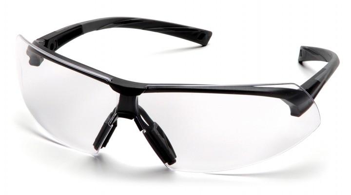 Спортивні окуляри Pyramex ONIX Clear BLACK
