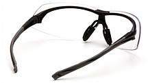 Спортивні окуляри Pyramex ONIX Clear BLACK, фото 2
