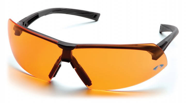 Спортивные очки Pyramex ONIX Orange, фото 2