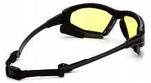 Балістичні окуляри Pyramex HIGHLANDER PLUS Amber, фото 2
