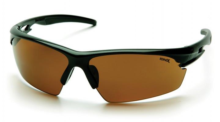 Спортивні окуляри Pyramex IONIX Sandstone Bronze