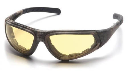 Спортивні окуляри Pyramex XSG Amber, фото 2