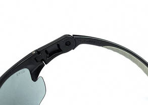 Спортивные очки Global Vision Eyewear KLICK Smoke, фото 2
