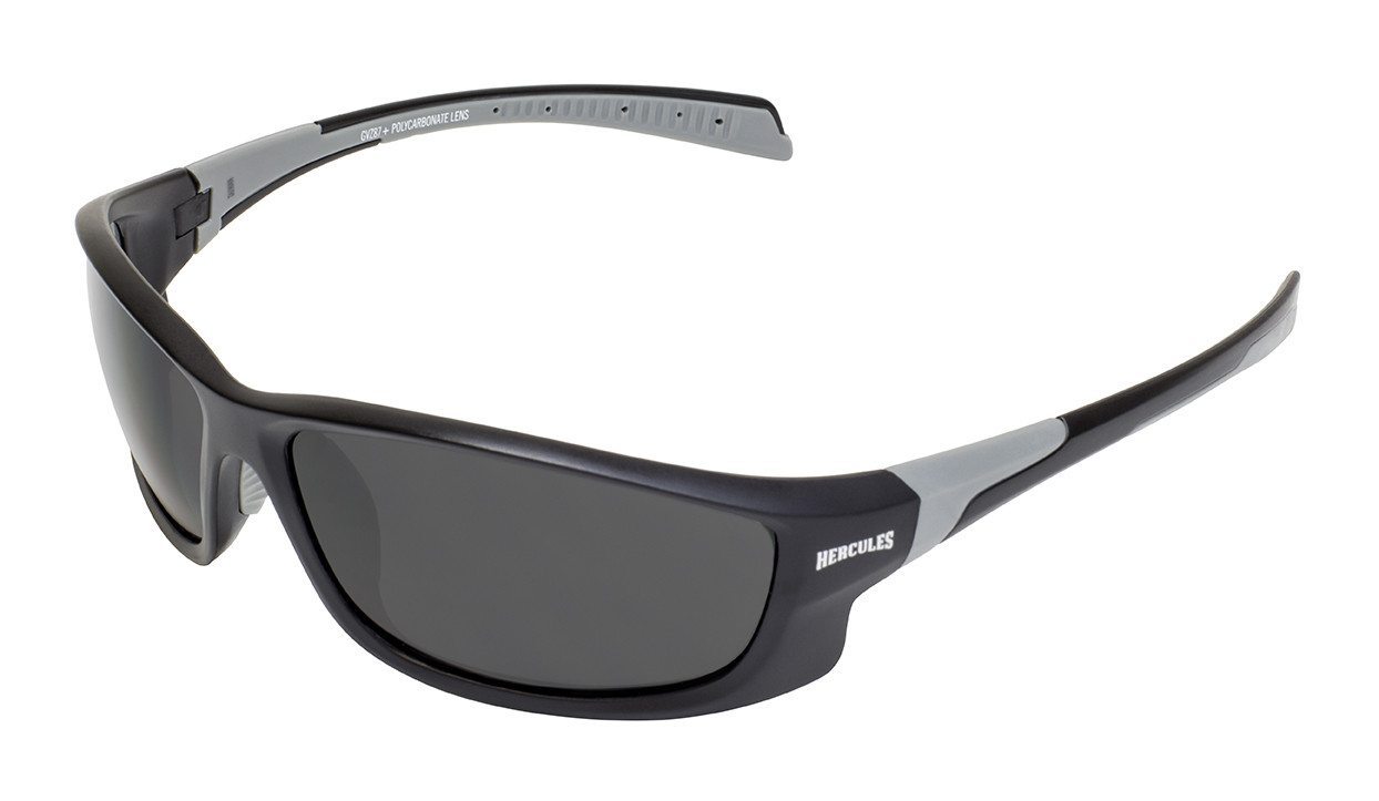 Спортивные очки Global Vision Eyewear HERCULES 5 Smoke