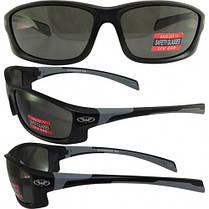 Спортивные очки Global Vision Eyewear HERCULES 5 Smoke, фото 2