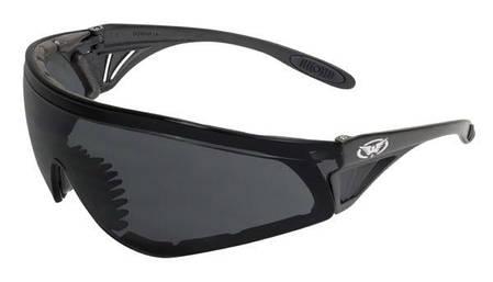 Спортивні окуляри Global Vision Eyewear PYTHON Smoke, фото 2