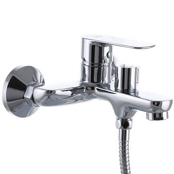 Змішувач для ванни Chrome 009 HB0866 Asio HAIBA