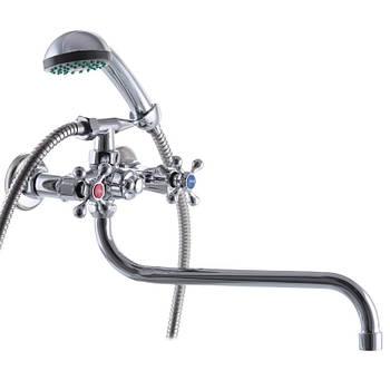 Змішувач для ванни Chrome 143 MR0007 Master