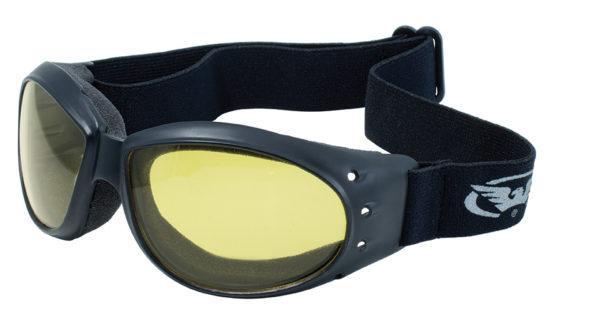 Фотохромные очки хамелеоны Global Vision Eyewear ELIMINATOR 24 Yellow