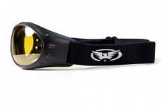 Фотохромные очки хамелеоны Global Vision Eyewear ELIMINATOR 24 Yellow, фото 3