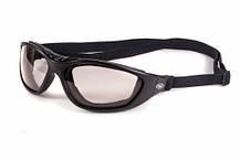 Фотохромні окуляри хамелеони Global Vision Eyewear FREEDOM 24 Clear, фото 3