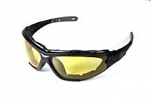 Фотохромные очки хамелеоны Global Vision Eyewear SHORTY 24 Yellow, фото 3
