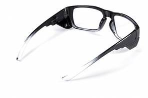 Оправа для окулярів під діоптрії Global Vision Eyewear OP 15 BLACK RX-ABLE Clear, фото 2