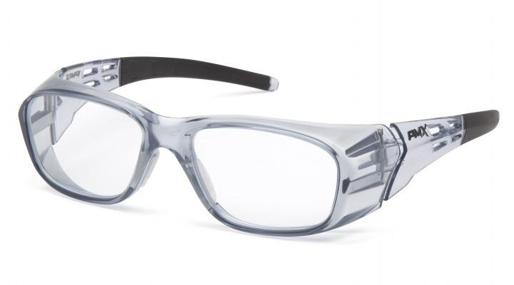 Защитные очки для зрения +1,5 дптр Pyramex EMERGE PLUS Clear