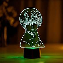 "3D нічник ""Канеки Кен 2"" 3DTOYSLAMP"