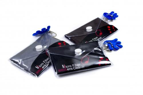 Серветка для окулярів в упаковці HAND