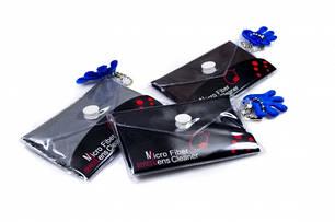 Серветка для окулярів в упаковці HAND, фото 2