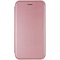 Чехол Fiji G.C. для Samsung Galaxy S21 Plus (G996) книжка магнитная Rose Gold