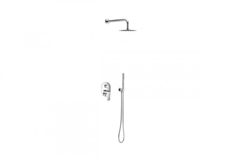Комплект Excellent для ванны и душа, скрытого монтажа CLEVER