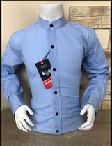 Модные детские рубашки для мальчика Sinyor Besni Blue! Турция. 7-16 лет!