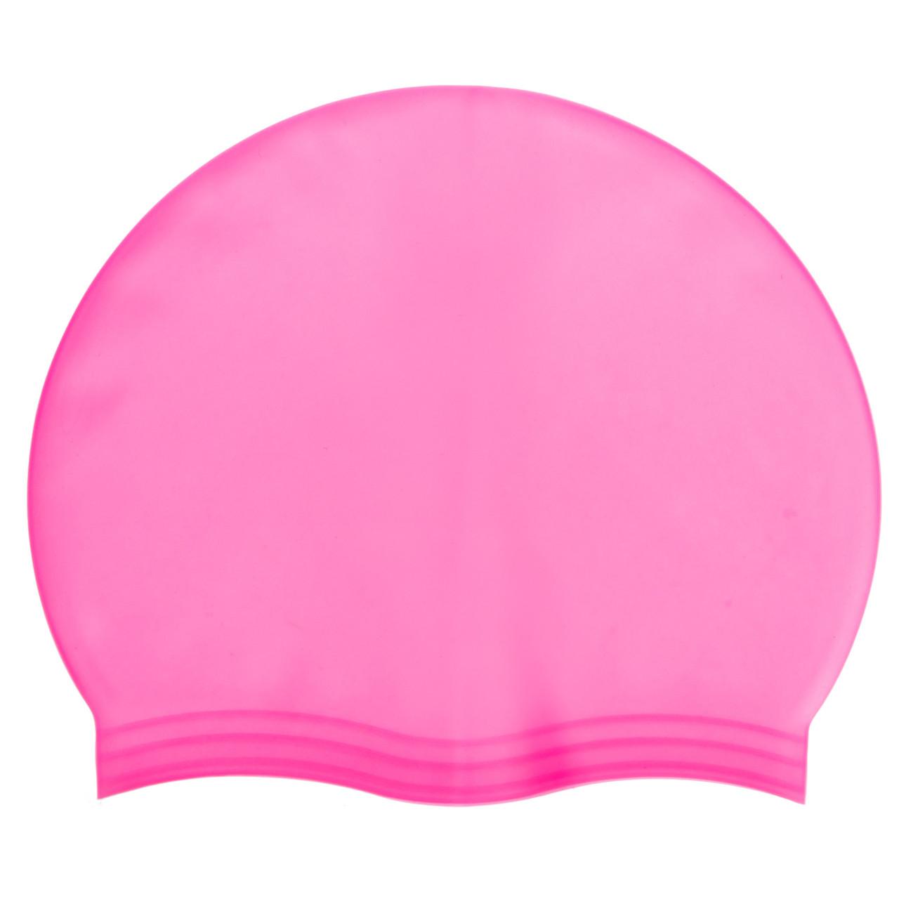 Шапочка для плавания LEGEND (силикон, 38гр)