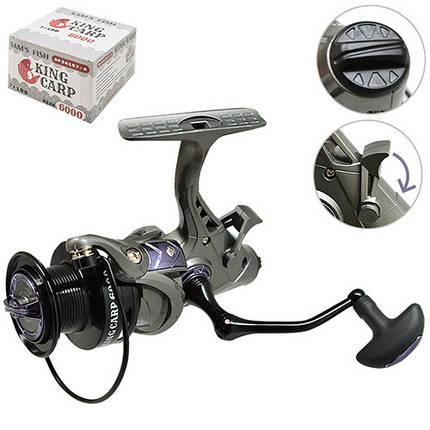 Катушка для рыбалки King carp 6000 7+1bb, SF24157-6, фото 2